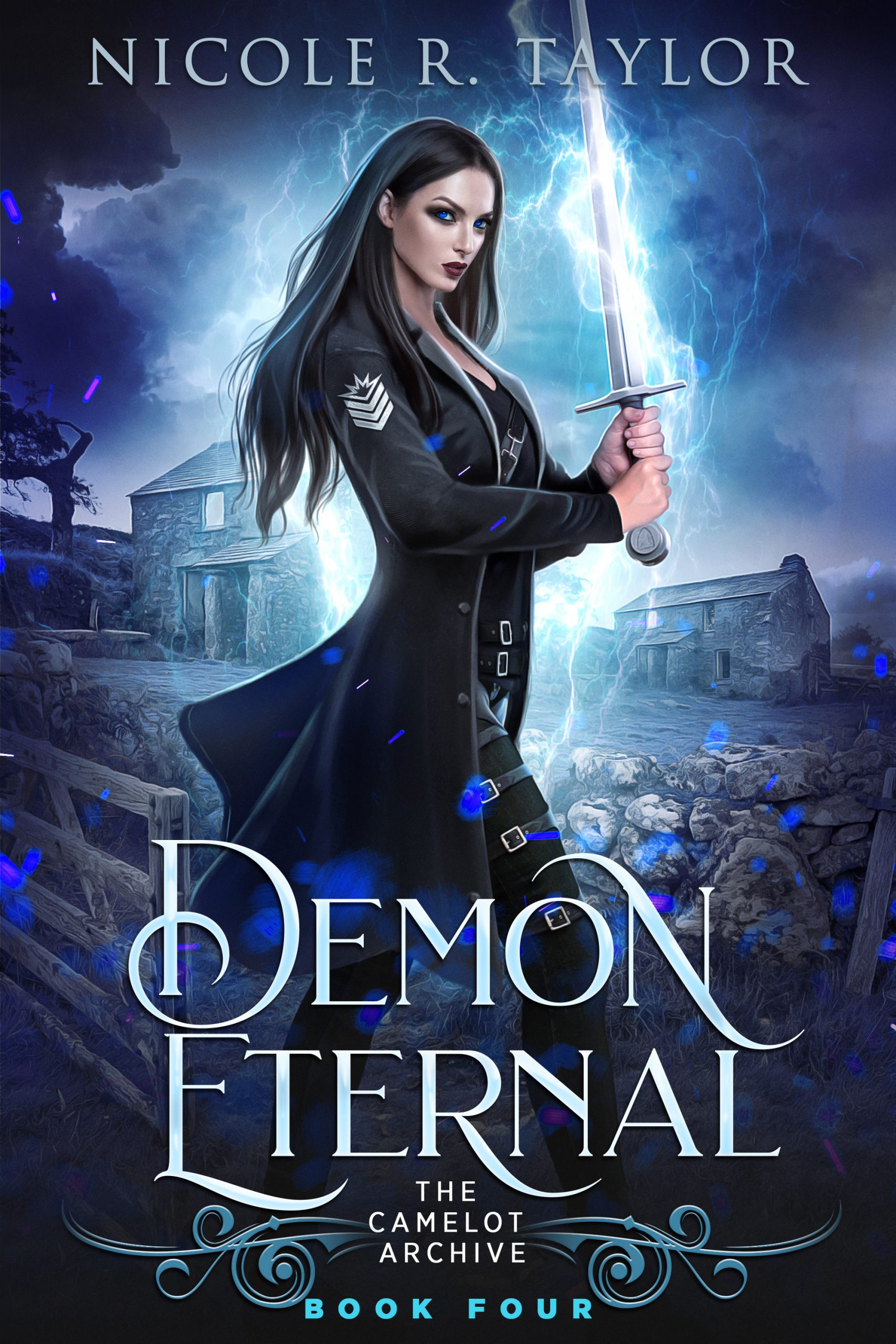 Demon Eternal (The Camelot Archive #4)
