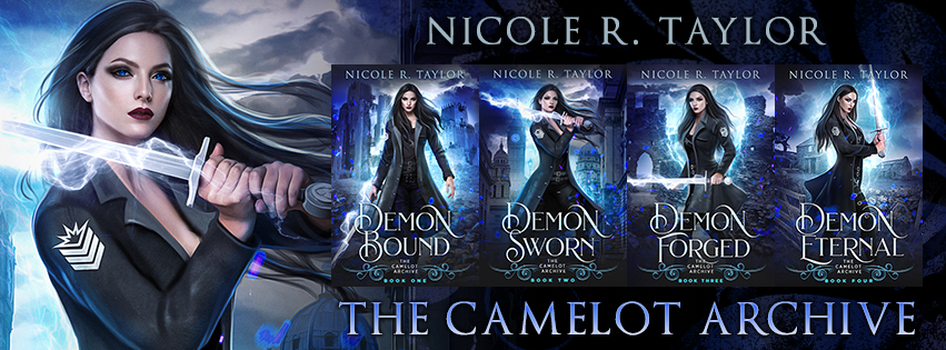 The Camelot Archive - Nicole R. Taylor