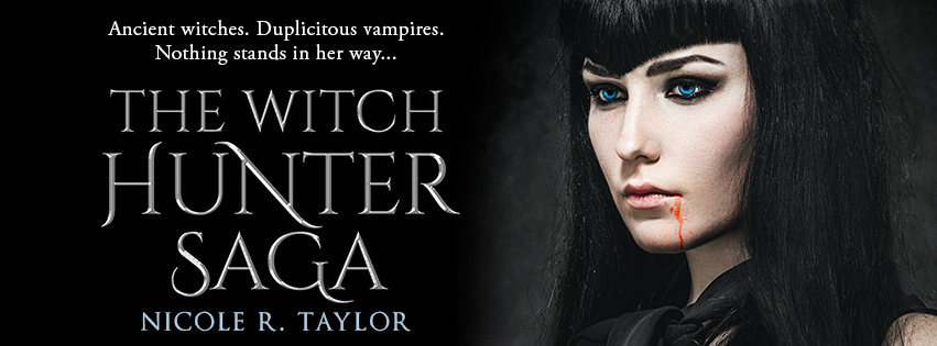 The Witch Hunter - Nicole R. Taylor